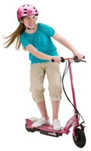 Best Electric Scooter For Girls