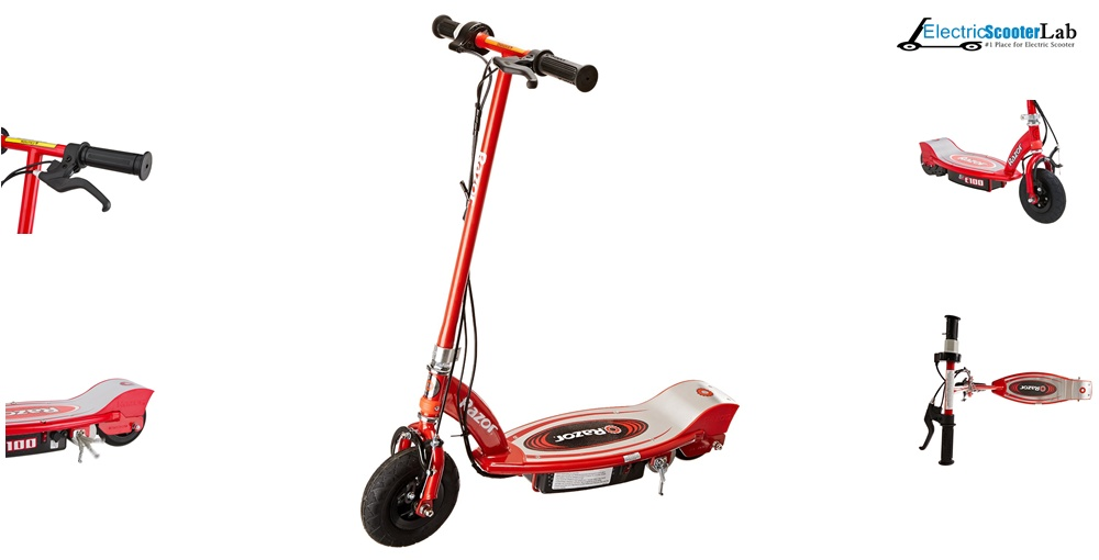 Razor E100 Electric Scooter Reviews Electric Scooter Lab