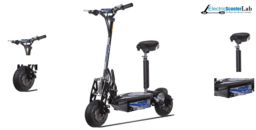 UberScoot 1000w Electric Scooter Reviews