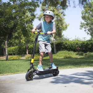 Pulse Performance Sonic XL Electric Scooter Riding