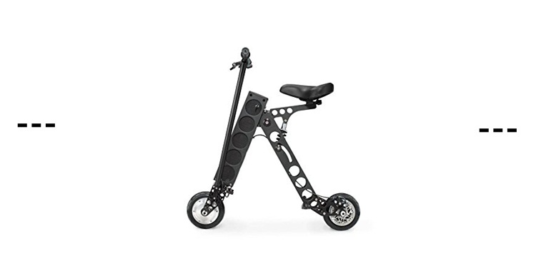 URB-E Black Label Electric Folding Scooter Reviews