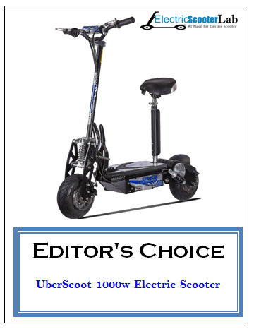 Editor's Choice for Teenagers electric scooter