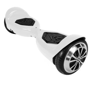 Swagtron T5 White Hoverboard