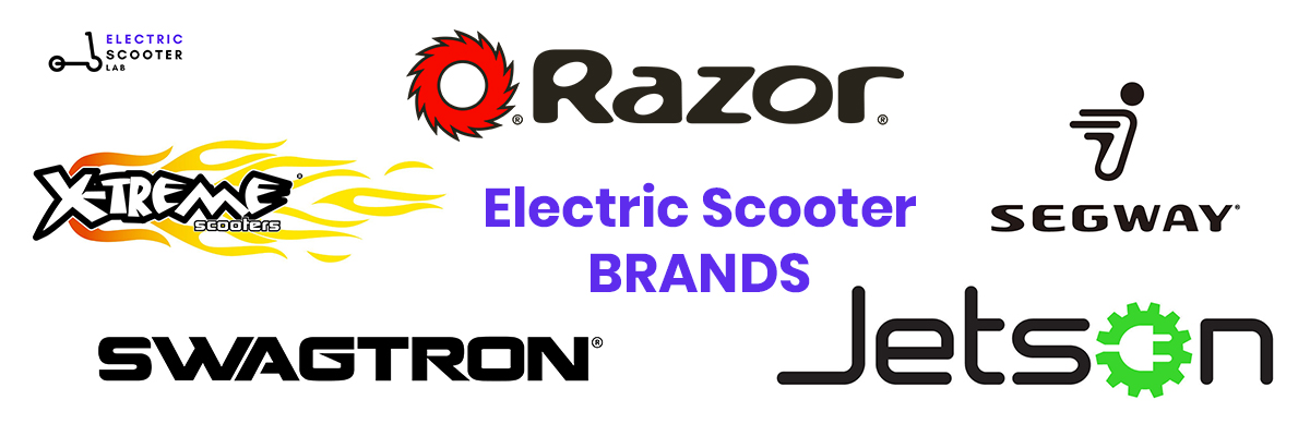 Electric Scooter Brands